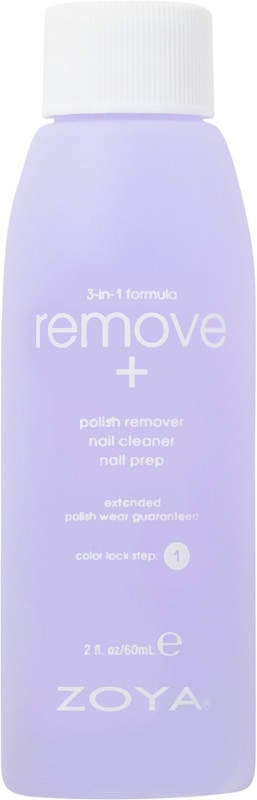 Zoya Travel-Size Remove+ Nail Polish Remover