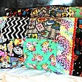 Muertos Fiesta Pillowcases