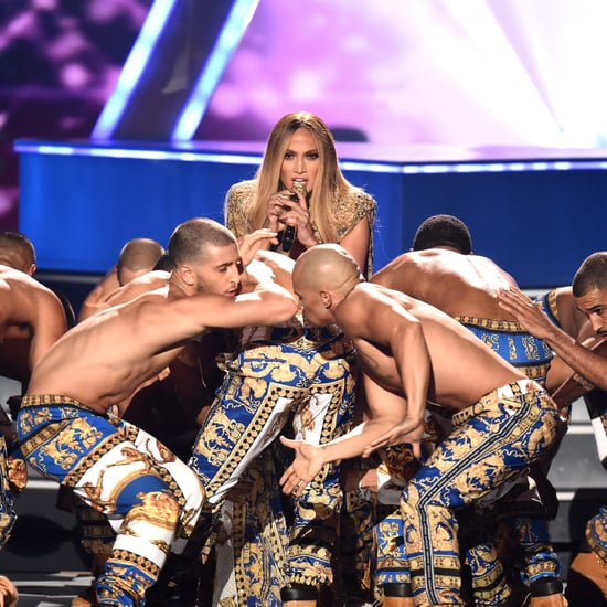 Jennifer Lopez MTV VMAs Vanguard Performance 2018
