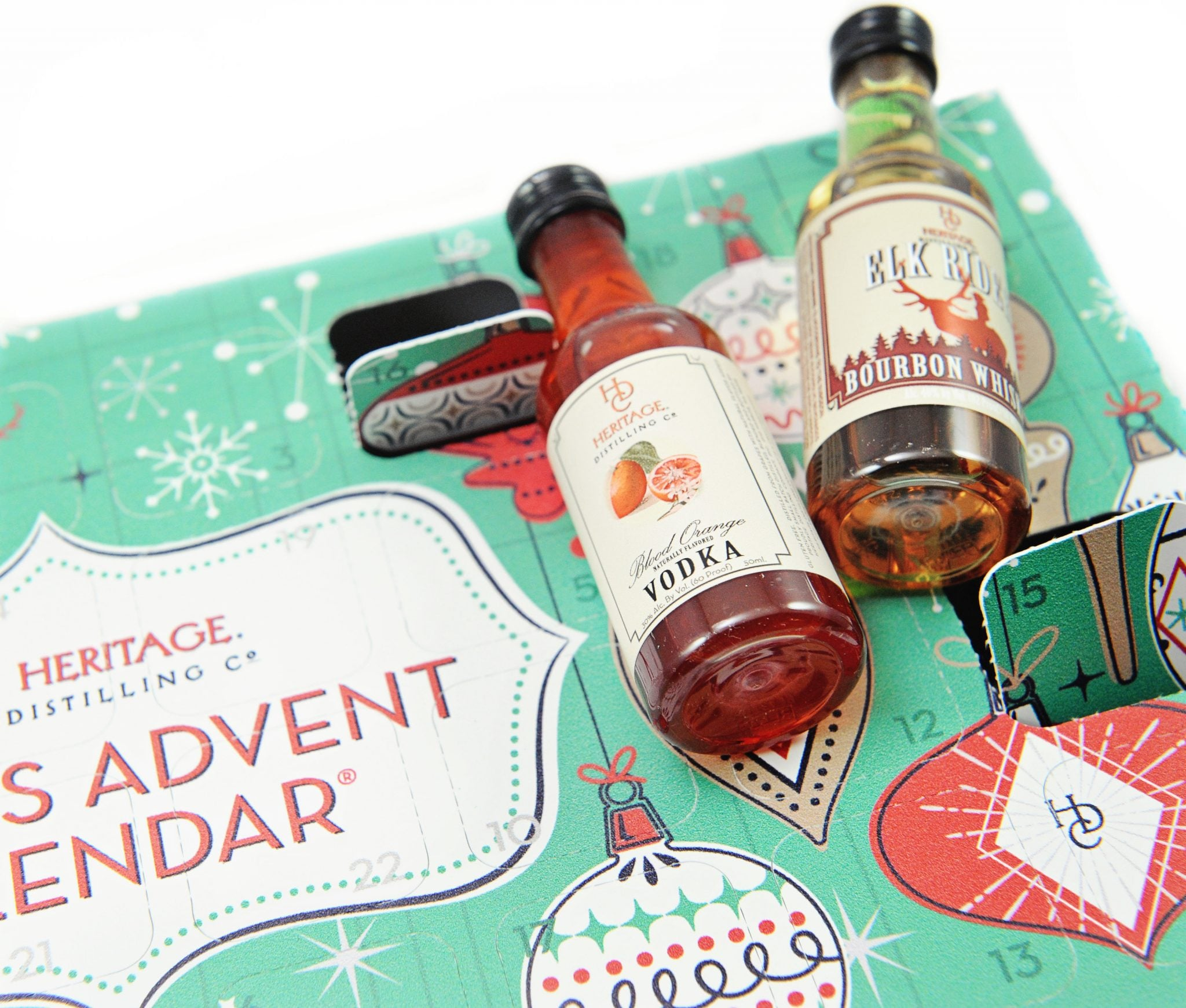 All We Want For Christmas Is This Booze-Filled Advent Calendar — It's Only $49!