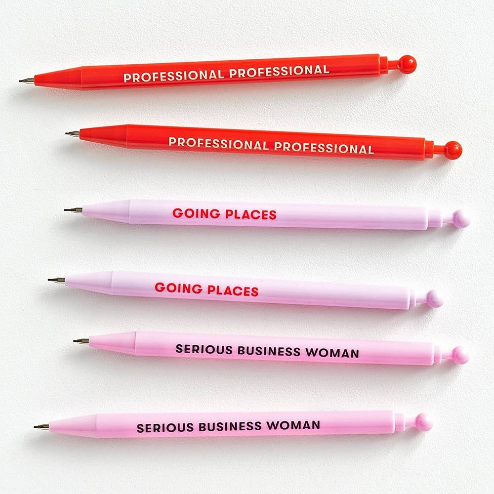 Empowerment Mechanical Pencils