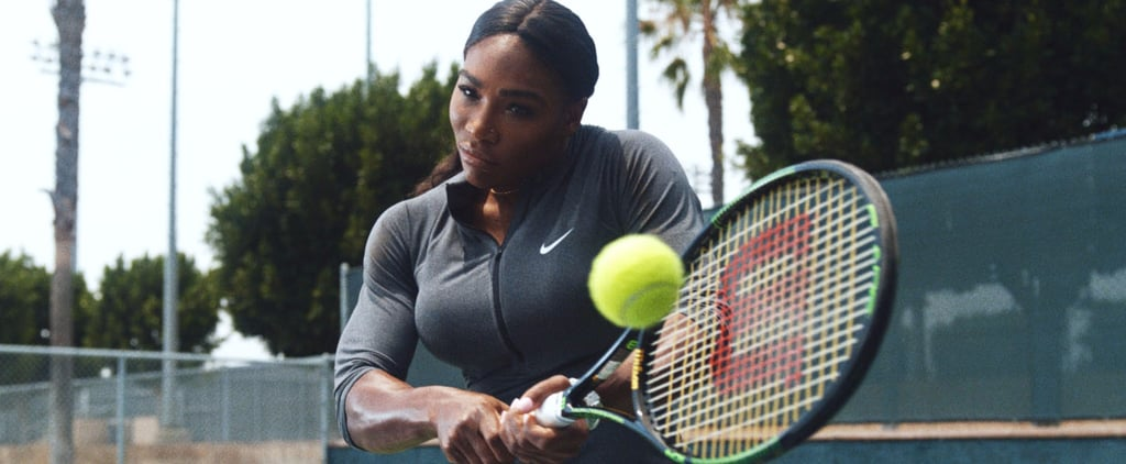 Nike Olympics Opening Ceremony Ad Starring Serena Williams