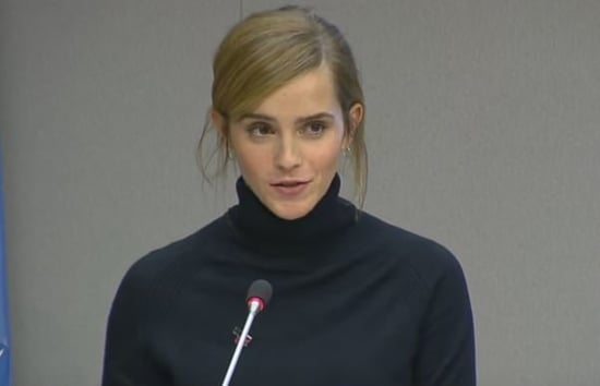 Tabloid's Sexist Take on Emma Watson's UN Speech Is Exactly Why We Need Her