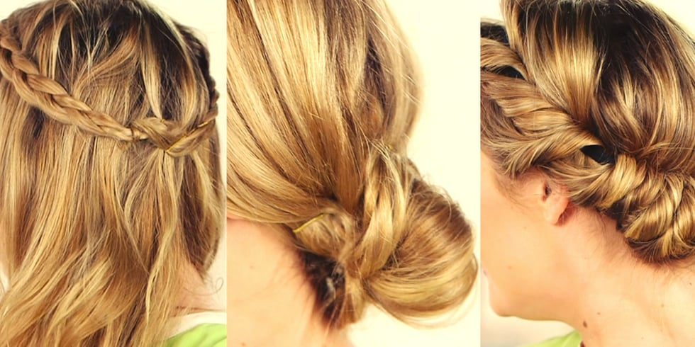 Three Great Hairstyles That Look Great Wet or Dry