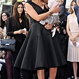 Mariska Hargitay's Daughter Is Her Little Princess in More Ways Than 1