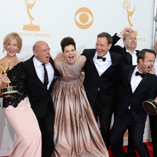 Breaking Bad Saying Goodbye at Emmys