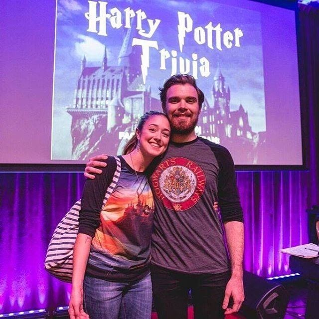 Win a Harry Potter Trivia Game