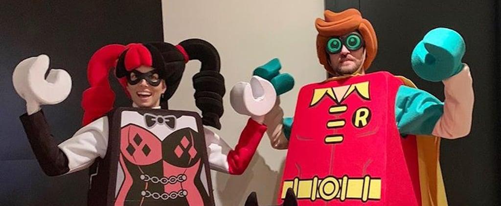 Justin Timberlake and Jessica Biel Halloween Costumes 2018