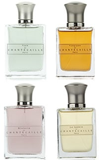 New Spring Fragrance Collection from Chantecaille