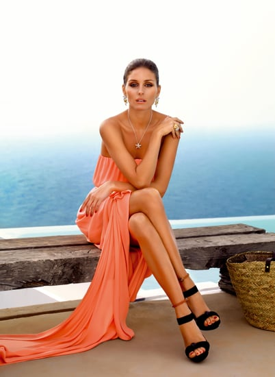 Olivia Palermo Models For Carrera y Carrera
