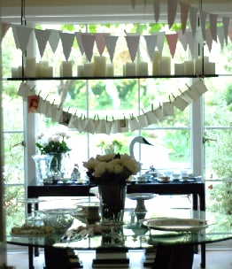 High Tea Baby Shower