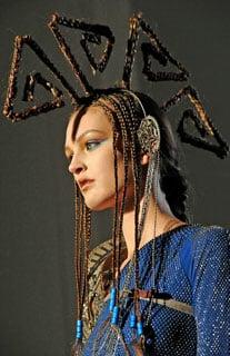 Jean Paul Gaultier at Paris Fashion Week 2010-01-27 12:00:11