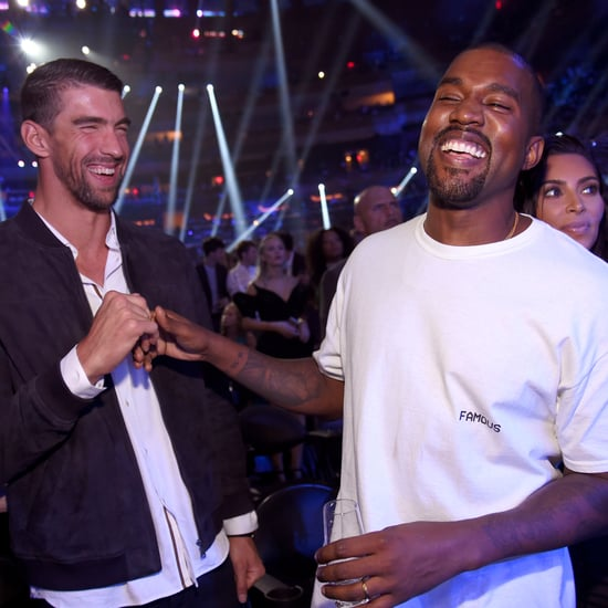 Kanye West at the MTV Video Music Awards 2016