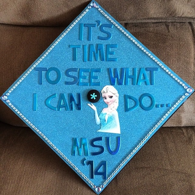 61 Creative Ways to Decorate Your Graduation Cap