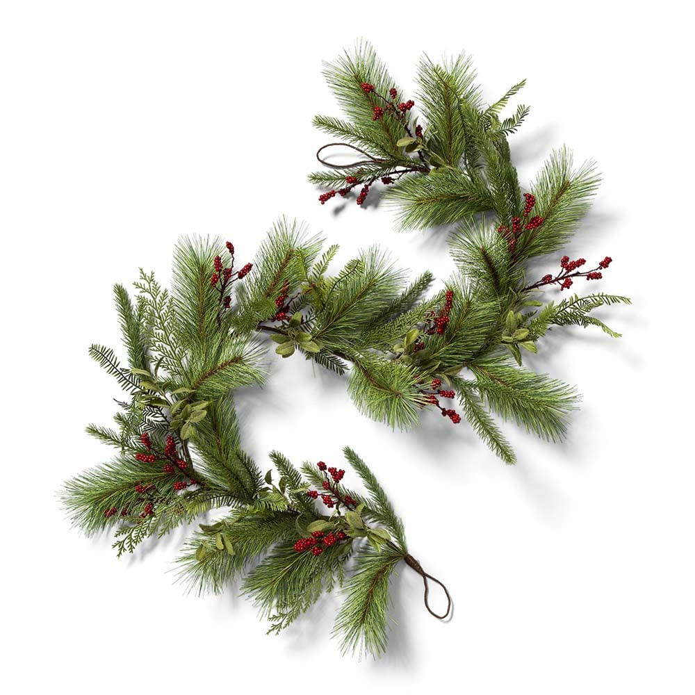 Hearth & Hand with Magnolia 6' Garland ($23)