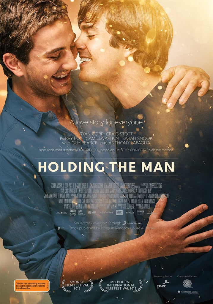 holding the man ending a relationship