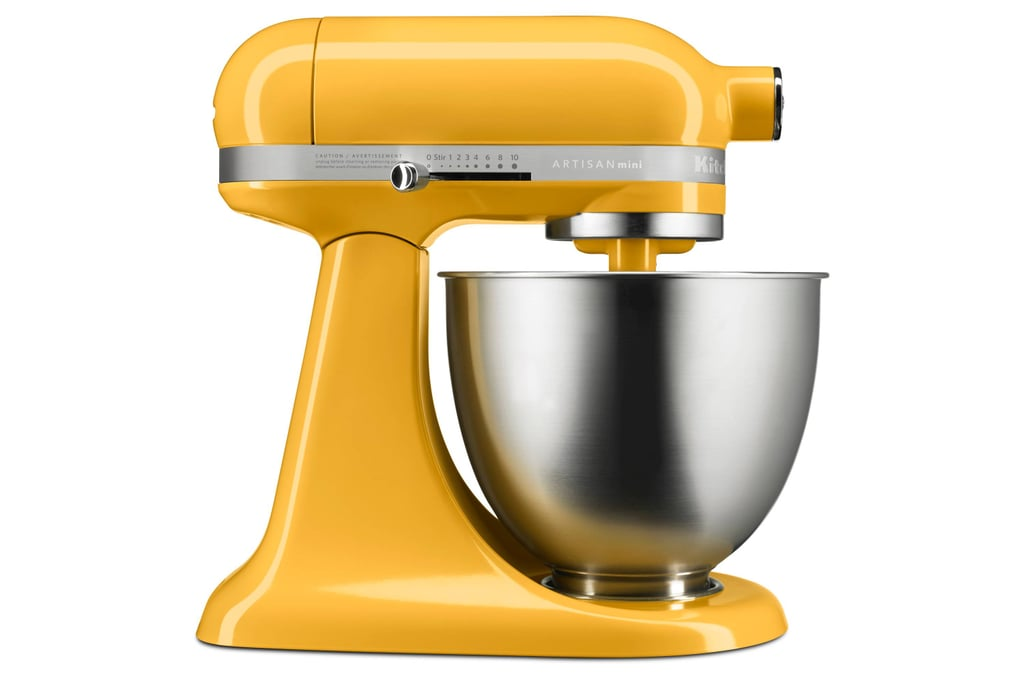 Kitchenaid Artisan Mini Stand Mixer Popsugar Food