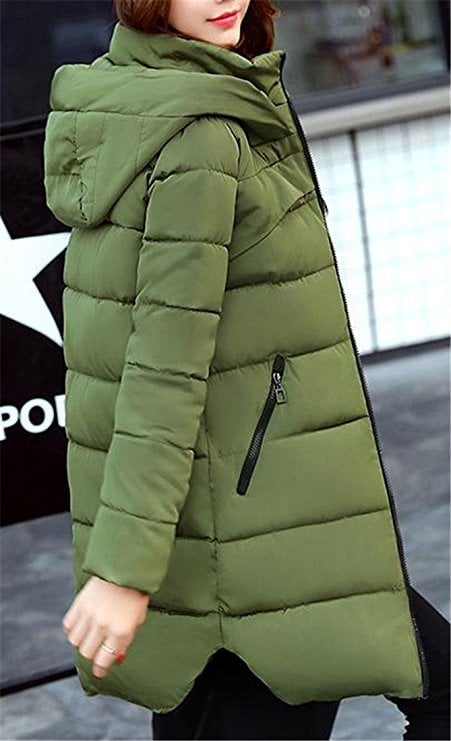 Puffer Down Jacket