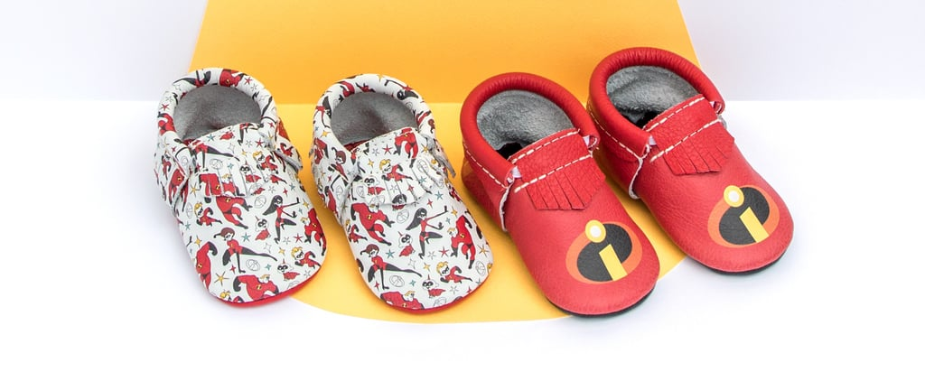 Freshly Picked x Disney The Incredibles Moccasins