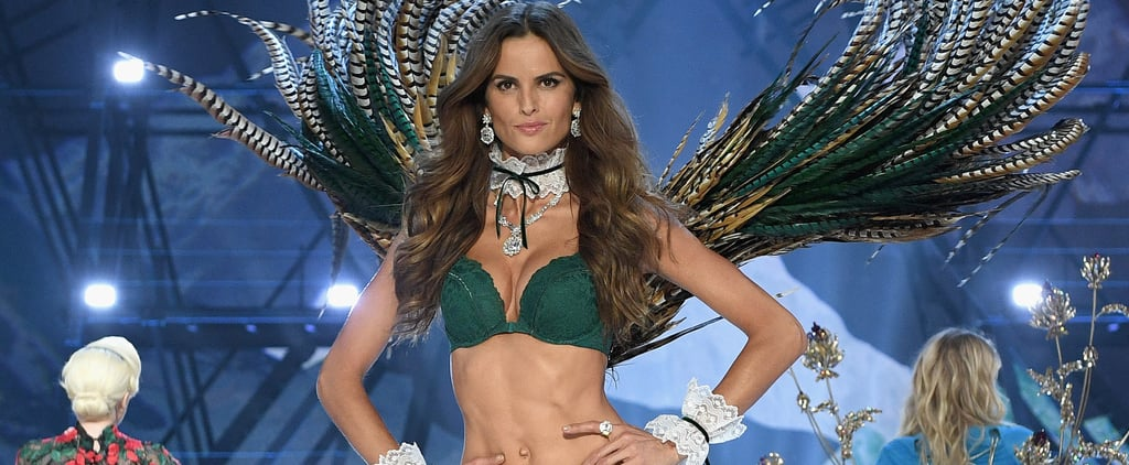 Izabel Goulart's Sexiest Victoria's Secret Moments