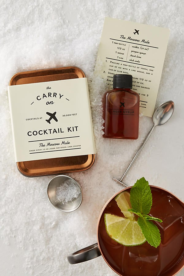 The Carry On Cocktail Kit: Moscow Mule ($24)