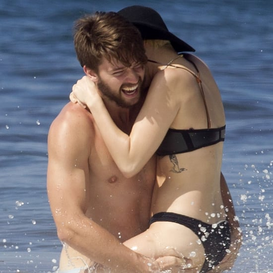 Miley Cyrus and Patrick Schwarzenegger PDA in Hawaii Photos