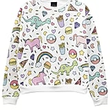Unicorn Sweater ($20)