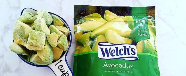 Welch's Frozen Avocados