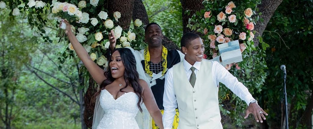 Niecy Nash Marries Jessica Betts — See the Wedding Photo
