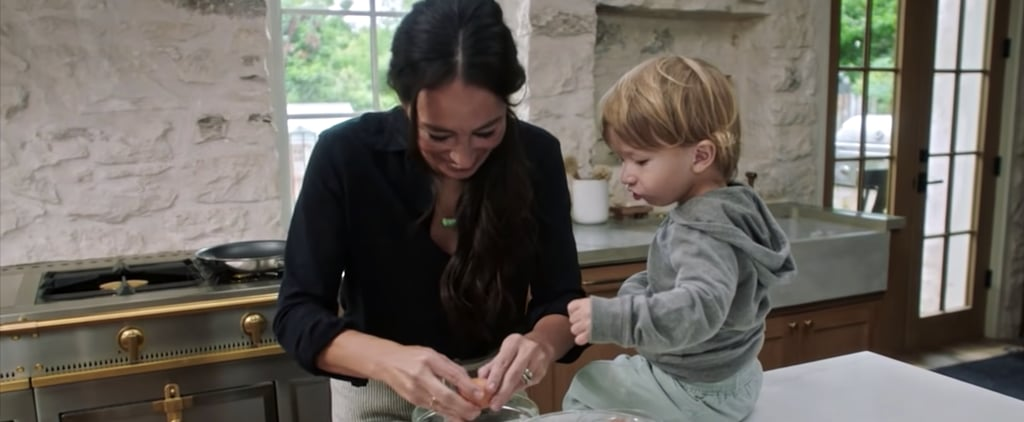 Video of Crew Cooking With Joanna Gaines | Magnolia Table