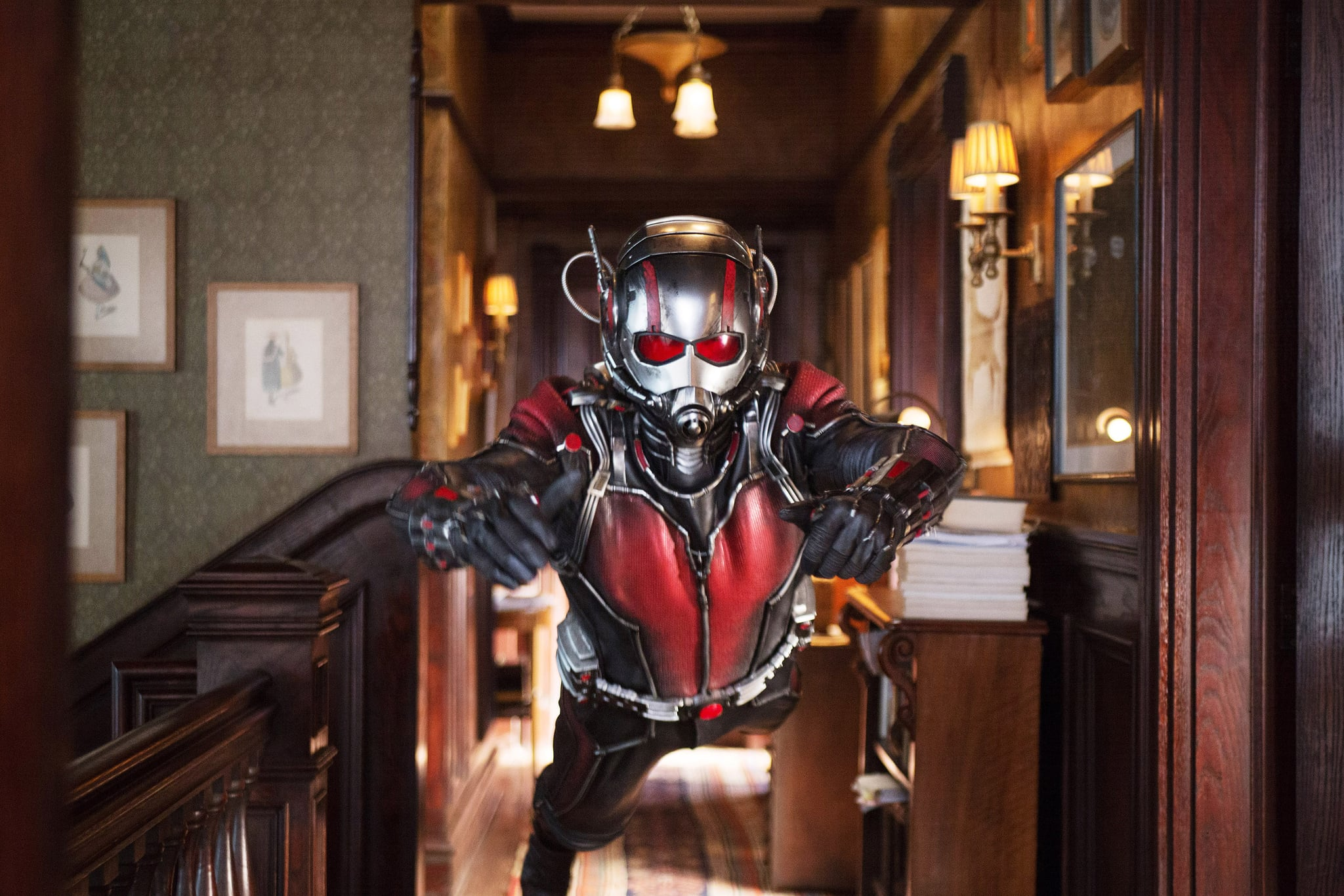 Ant-Man (2015) | Marvel Movies With the Best Reviews | POPSUGAR ...