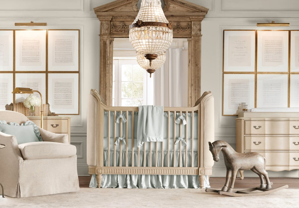 A Sophisticated, Old-World Space For a Boy or Girl
