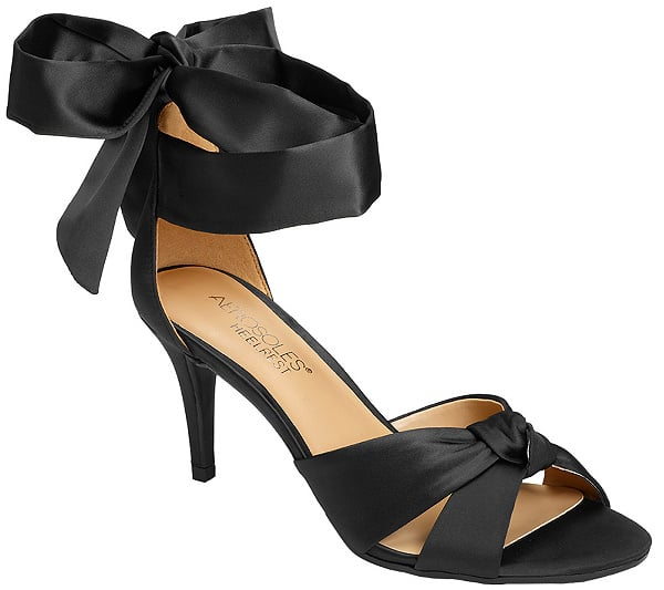 Aerosoles Heeled Sandals With Bow