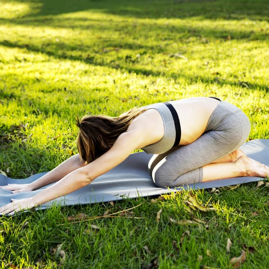 Restorative Yoga Sequence For Fall