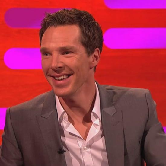 Benedict Cumberbatch Walking Like Beyonce | Video