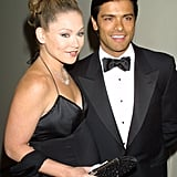 In May 2001, the two were dressed to the nines when they attended the American Cancer Society Achievement Awards in NYC.