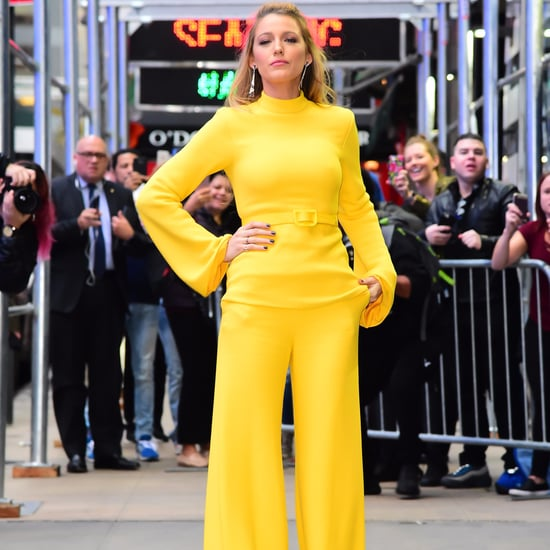 Blake Lively All I See Is You Press Tour Outfits