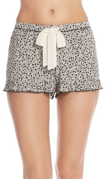 "Kensie ""Boxer Yours"" Print Lounge Shorts ($30)"