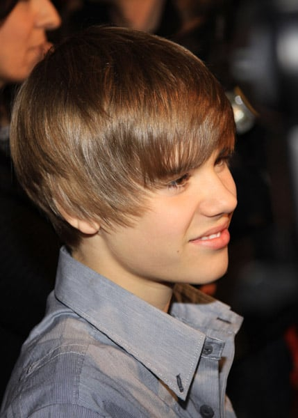How To Get Justin Biebers Hot Haircut Popsugar Family