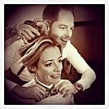 Jesse Tyler Ferguson and Cat Deeley bonded. Source: Instagram user catdeeley