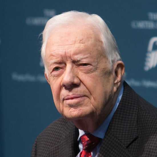Jimmy Carter Voted For Bernie Sanders