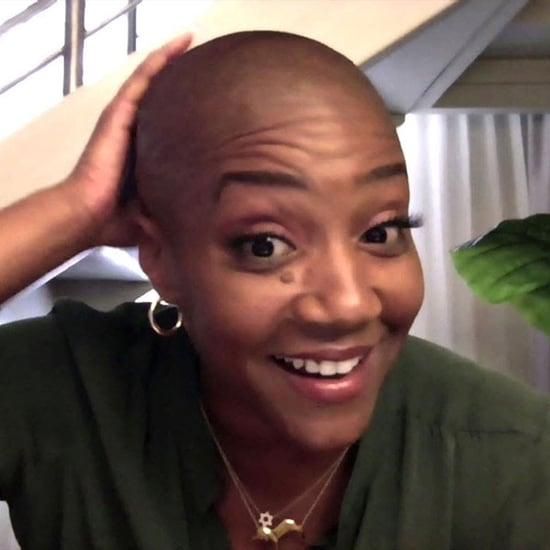 Tiffany Haddish Says Common Helped Shave Her Head