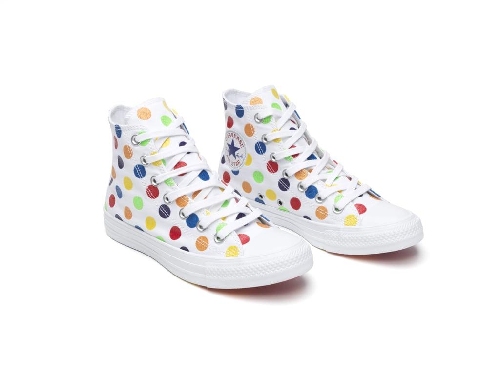 e2877475fa9e Miley Cyrus x Converse Pride Collection