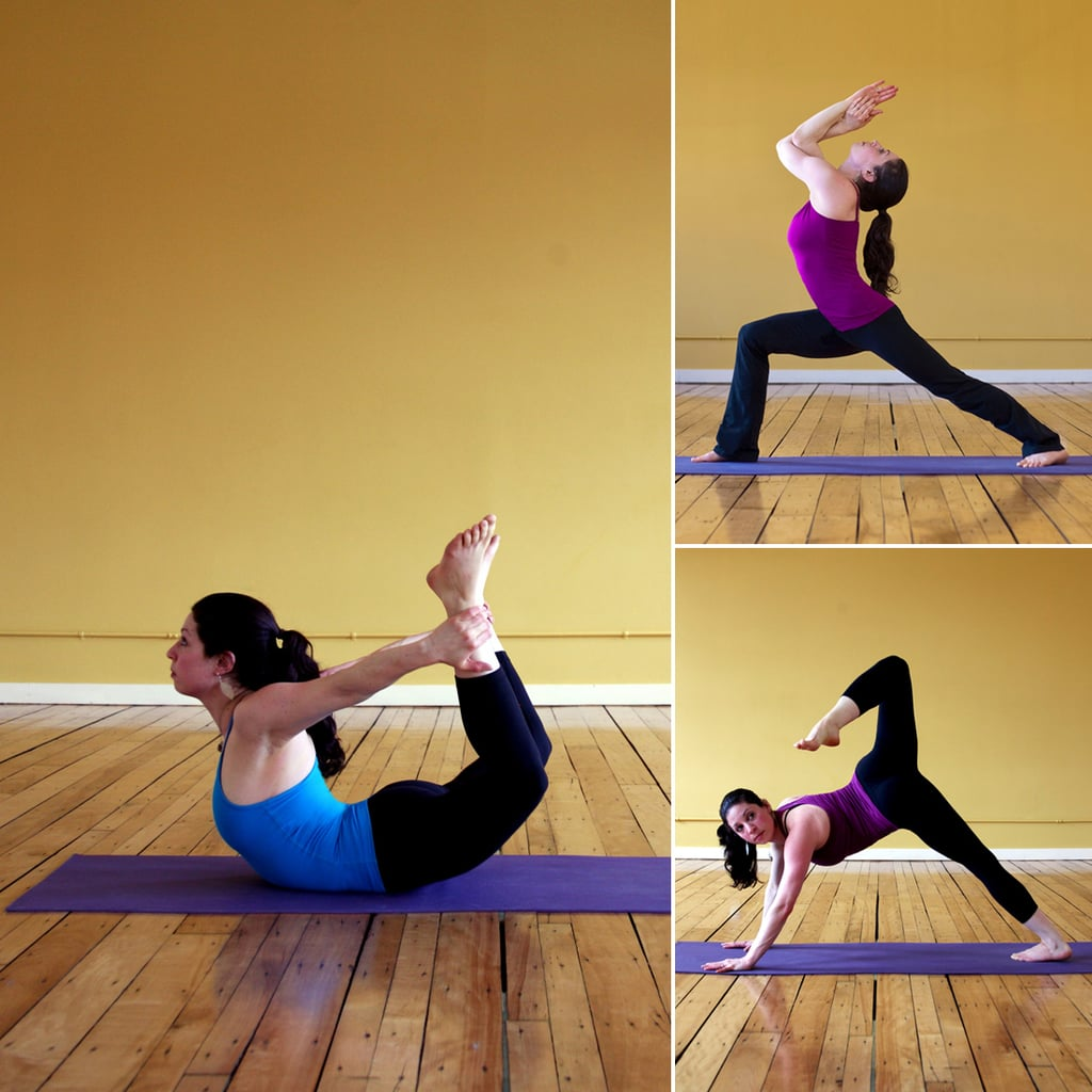 Yoga Workouts That Give You Good Thighs