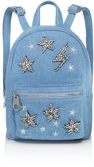 Studio 33 Denim Mini Backpack
