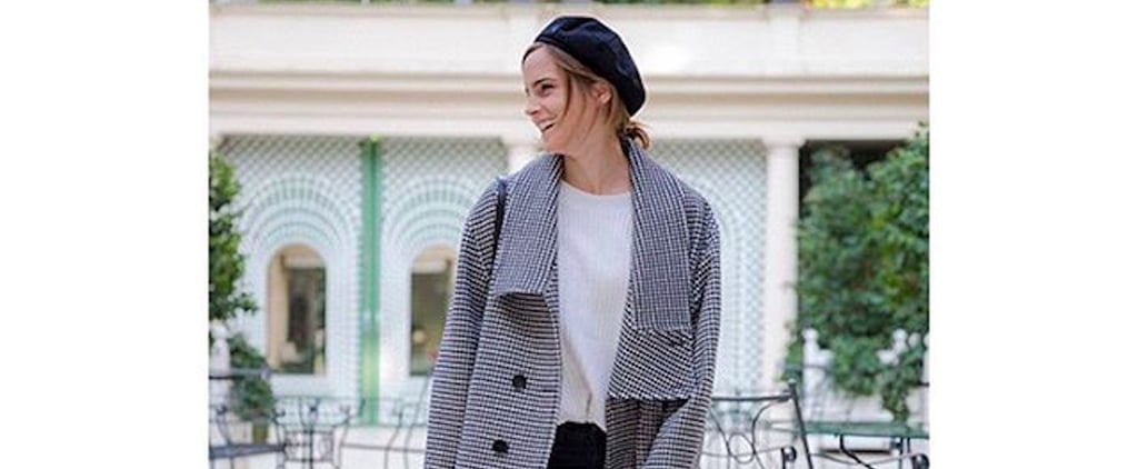 Emma Watson's New Instagram Account Only Has 5 Posts, But It's About to be Your Latest Obsession
