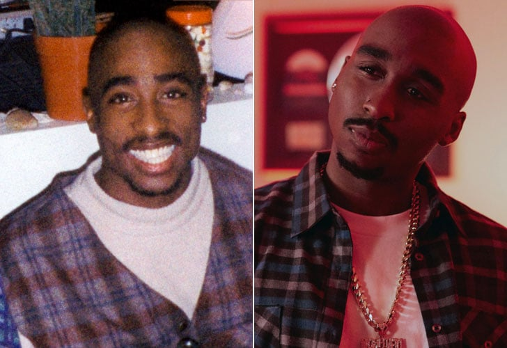 Tupac Actor Looks EXACTLY Like Tupac - YouTube