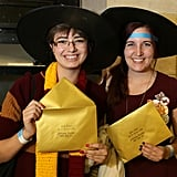Gryffindor Students With Their Hogwarts Letters