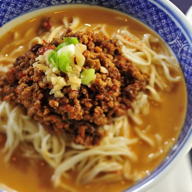 Sichuan's Most Famous Chinese Noodles