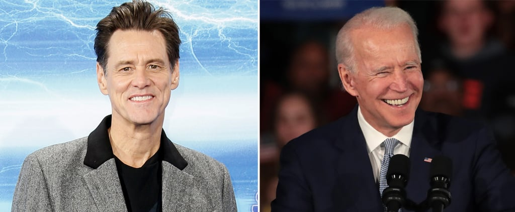Jim Carrey Is Playing Joe Biden on Saturday Night Live